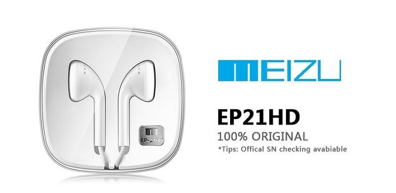 Meizu EP-21HD Ecouteurs Haute Définition