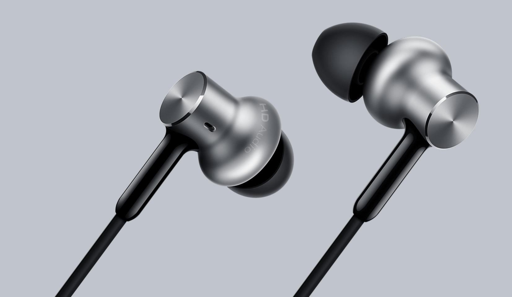 Xiaomi écouteurs Piston Mi Earphone Pro HD