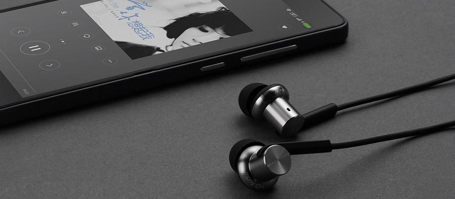 Xiaomi écouteurs Piston Hybrid Mi Earphone Pro