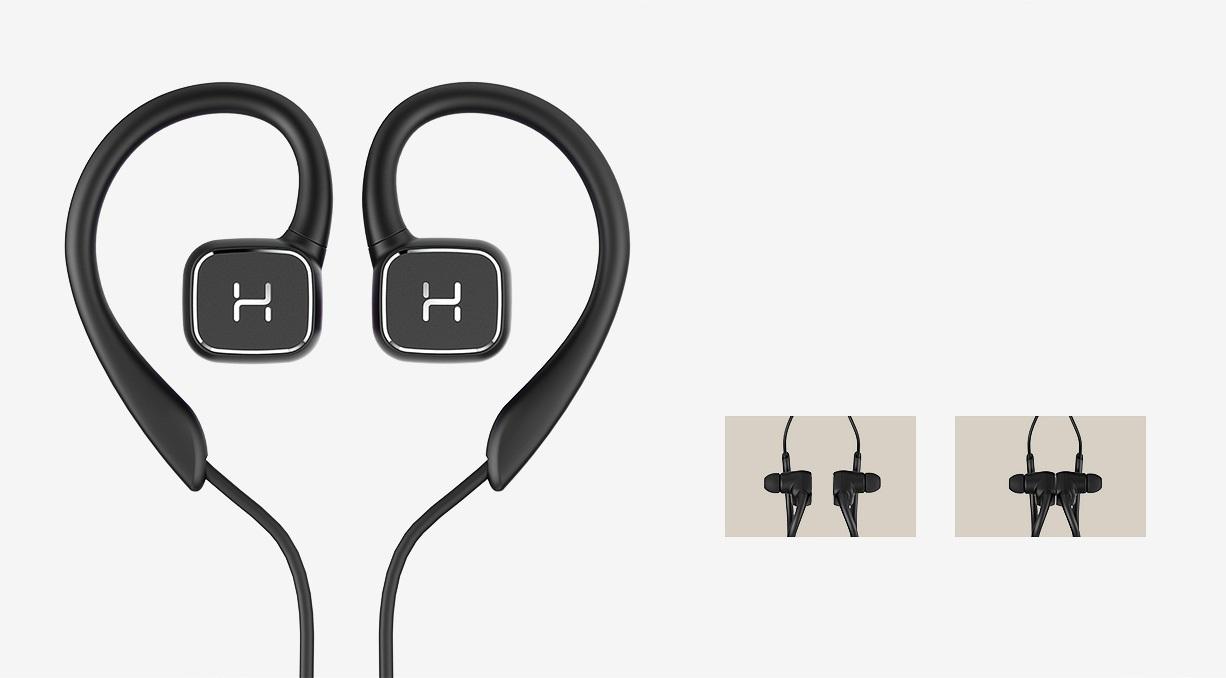 Ecouteurs pour sportifs exigeants Xiaomi Sport H1 Haylou