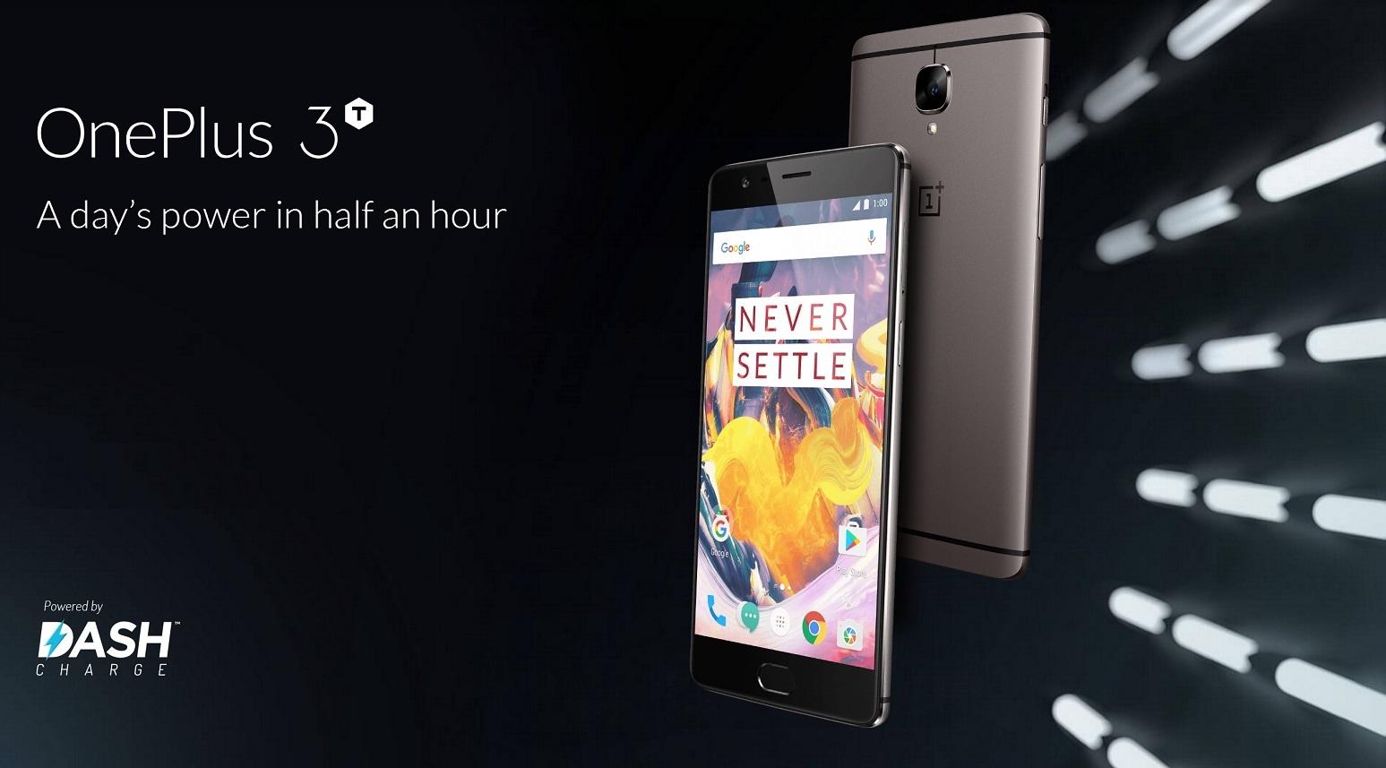Acheter OnePlus 3T