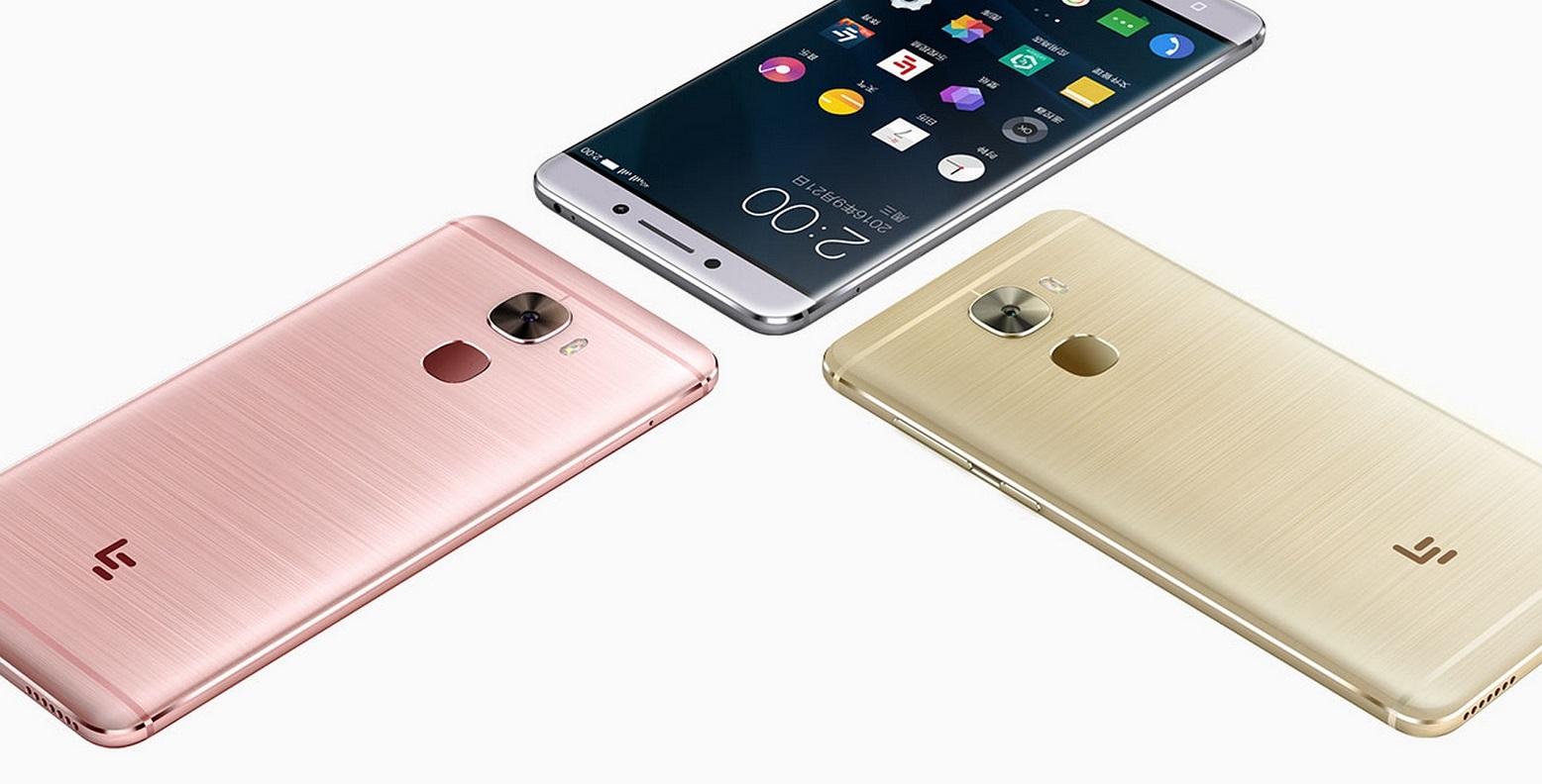 Smartphone LeEco Le Pro 3 Or Neuf